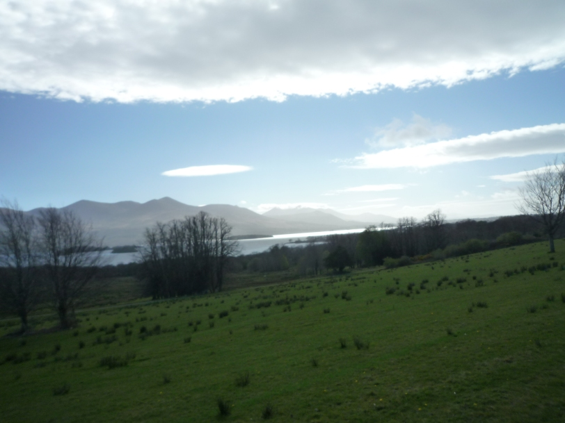 The Lakes in Killarney National Park