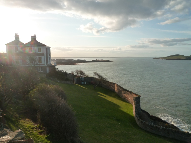 This private house has the most stunning view over the harbour!