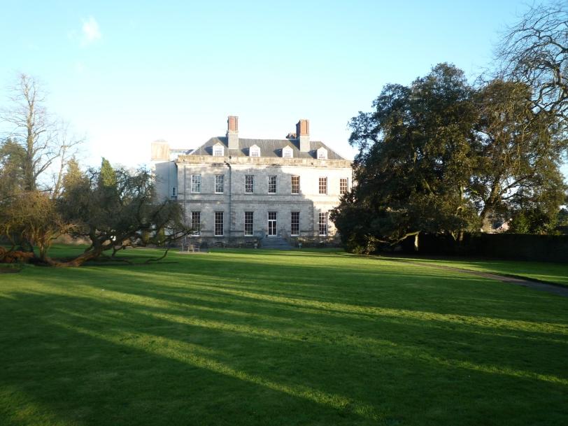 Cashel Palace Hotel gardens.