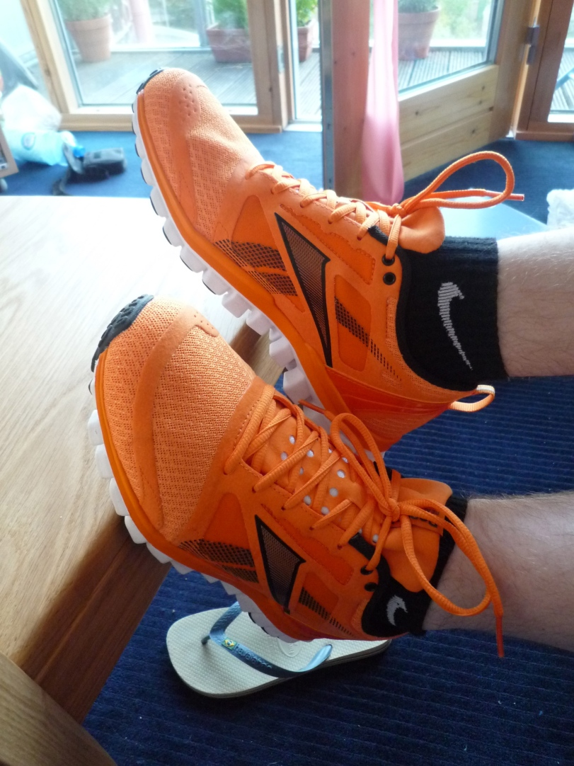 New trainers!