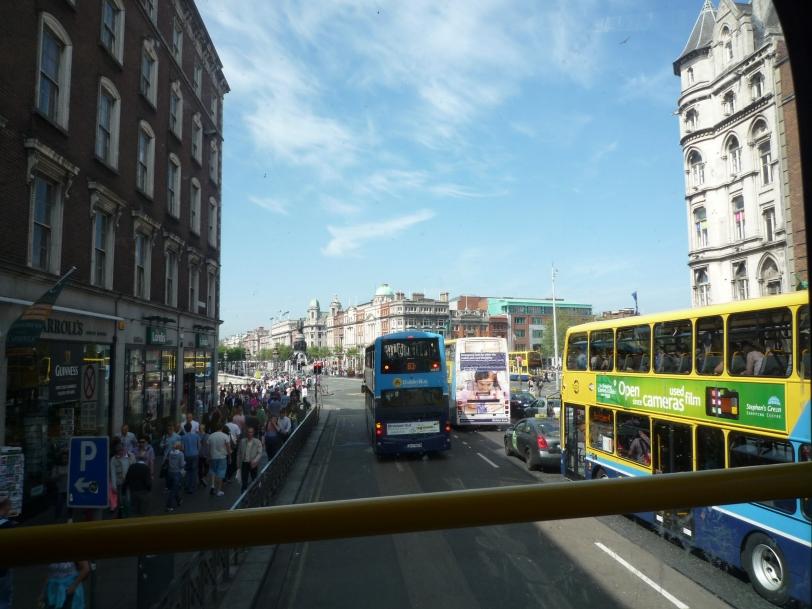 Dublin getting busy!
