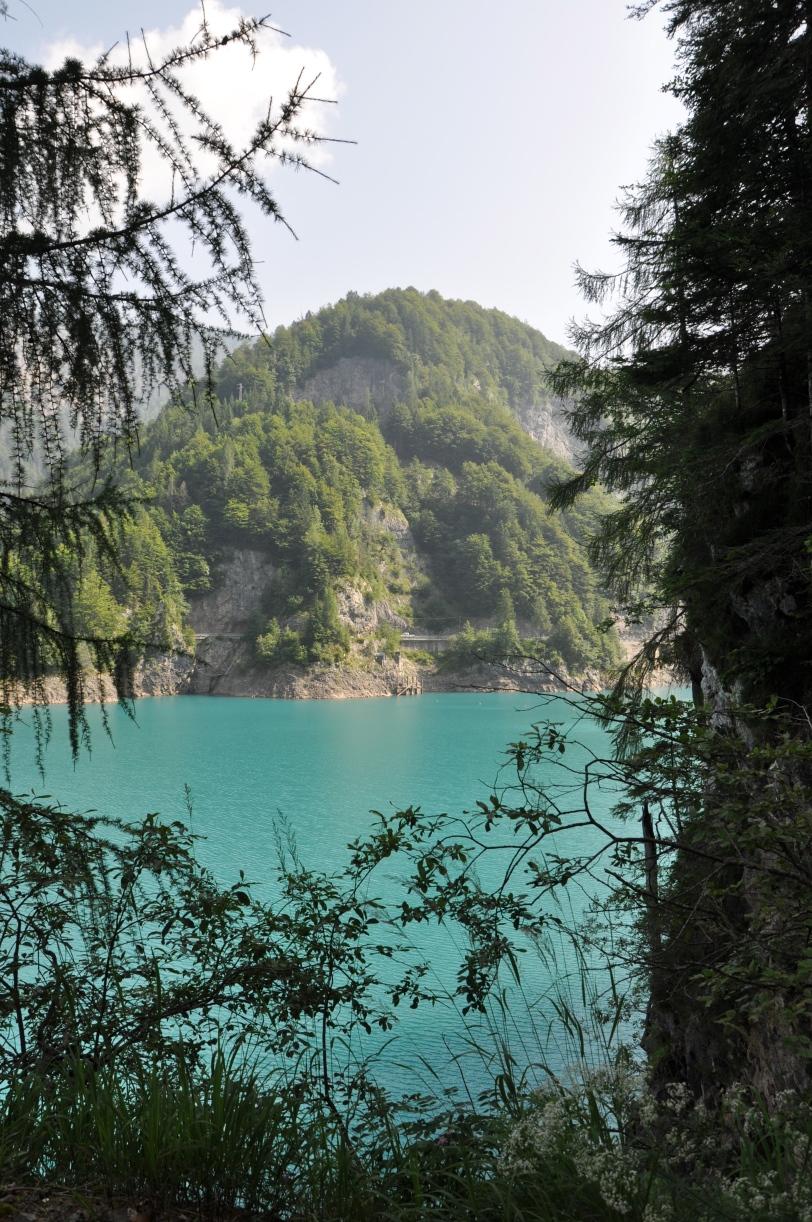 Turquoise Lake - Sauris
