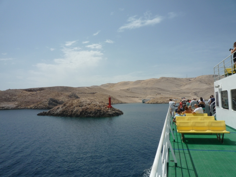 Approaching Pag