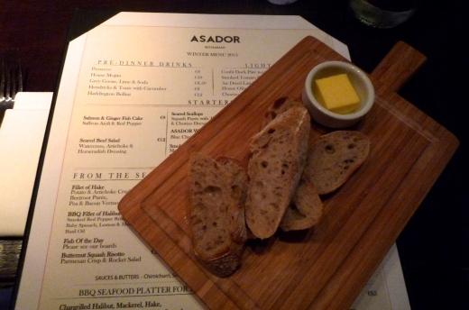 Sourdough bread - delicious!
