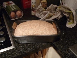 Ready to go in the oven...