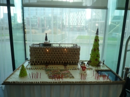 The Marker Hotel - Gingerbread hotel!