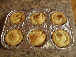 They were yummy!