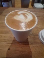 Pretty coffee!