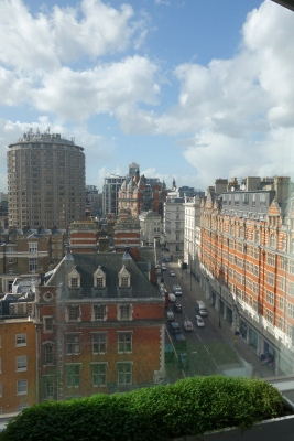 View of Knightsbridge