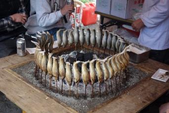 Do you like fish sticks?