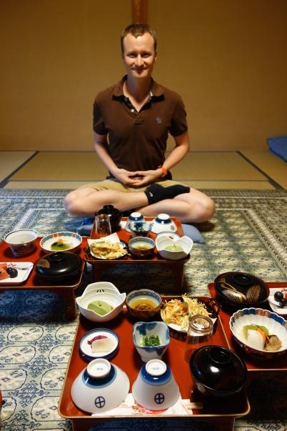 Feeling Zen for dinner!